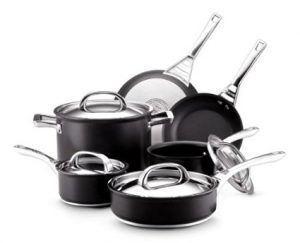 6. Circulon Hard- Anodized Infinite Nonstick