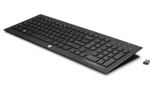 6. HP Wireless Elite Keyboard v2