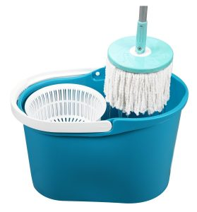 6. Spin & Go-Pro Touchless Mop