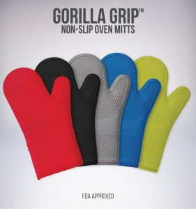 7-gorilla-grip-non-slip-silicone-oven-mitt