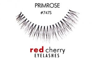 8. Red Cherry False Eyelashes