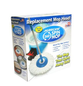 8-telebrands-hurricane-360-spin-mop-replacement-head