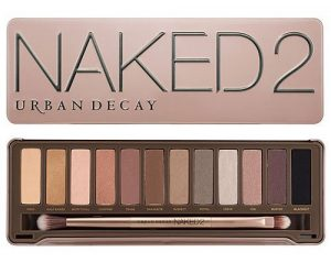 9. UD Naked 2 Eyeshadow Palette