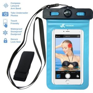 on sale 8bc61 bfdfb Top 10 Best Waterproof Phone Cases in 2019 - TopReviewProducts