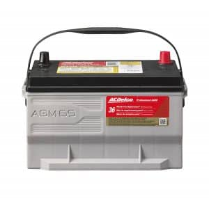 10-acdelco-professional-agm-automotive-bci-group-65-battery