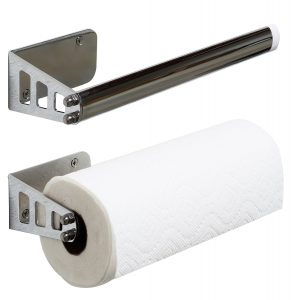 6-decobros-wall-mount-paper-towel-holder