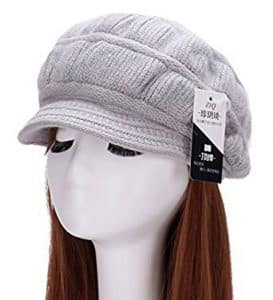 7-fashion-hat-womens-cable-knit-visor-hat