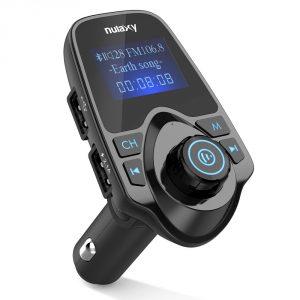 10-nulaxy-wireless-bluetooth-fm-transmitter-car-kit