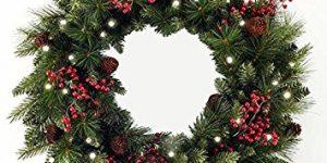 Top 10 Best Christmas Wreaths in 2018