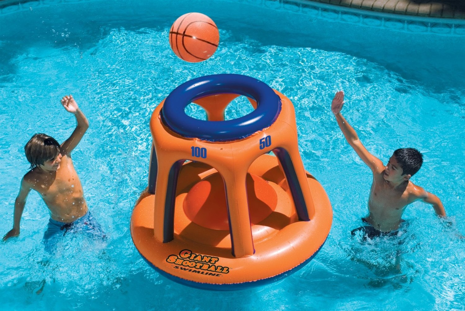 Top 10 Best Pool Basketball Hoops in 2018 TopReviewProducts
