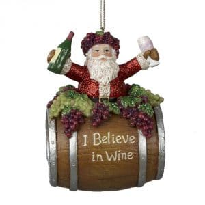 8-kurt-adler-polyresin-santa-on-wine-barrel-ornament
