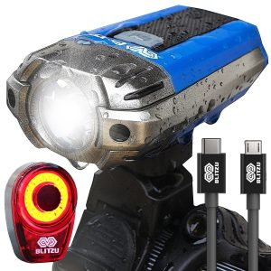 2-blitzu-gator-390-lumens-bike-headlight