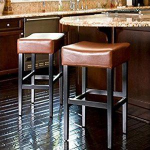 noble house rodriguez backless bar stools