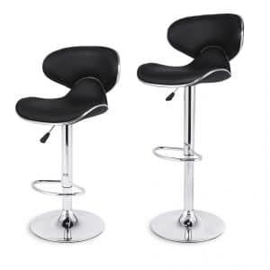 langria shanghai tall bar stools