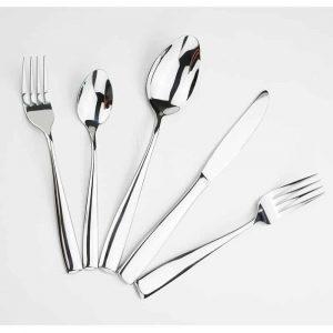 ieka stainless steel flatware set - Stainless Steel Flatware