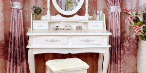 Top 10 Best Vanity Tables in 2020