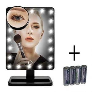 Top 10 Best Led Lighted Vanity Mirrors In 2018