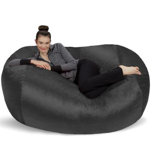 Phenomenal Top 10 Best Bean Bag Chairs In 2019 Topreviewproducts Creativecarmelina Interior Chair Design Creativecarmelinacom