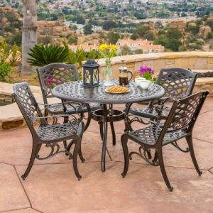 Top 10 Best Outdoor Dining Sets In 2018 Topreviewproducts