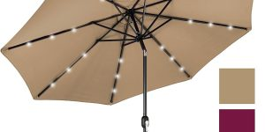 Top 10 Best Patio Umbrellas in 2018