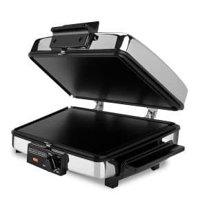 10. BLACK+DECKER, 3-in-1 Waffle Maker