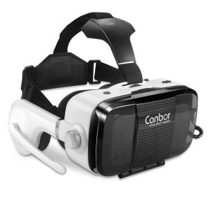 3. Canbor, Virtual Reality Headset