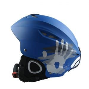 6. HiCool, Hicool Unisex Adult Snow Sports Helmet