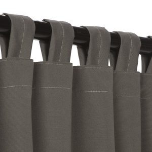 1. Sunbrella, Outdoor Curtain