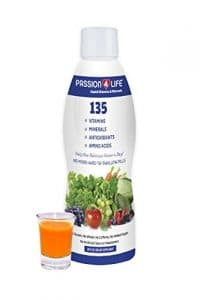 2. Passion 4 Life, Mega Liquid Multivitamins