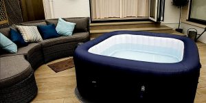 Top 10 Best Inflatable Hot Tubs in 2018
