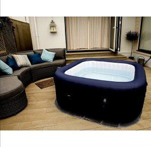 3. Skroutz, Outdoor Bluetooth Portable Massage Hot Tub ( 6-person)