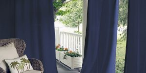 Top 10 Best Outdoor Curtains in 2018