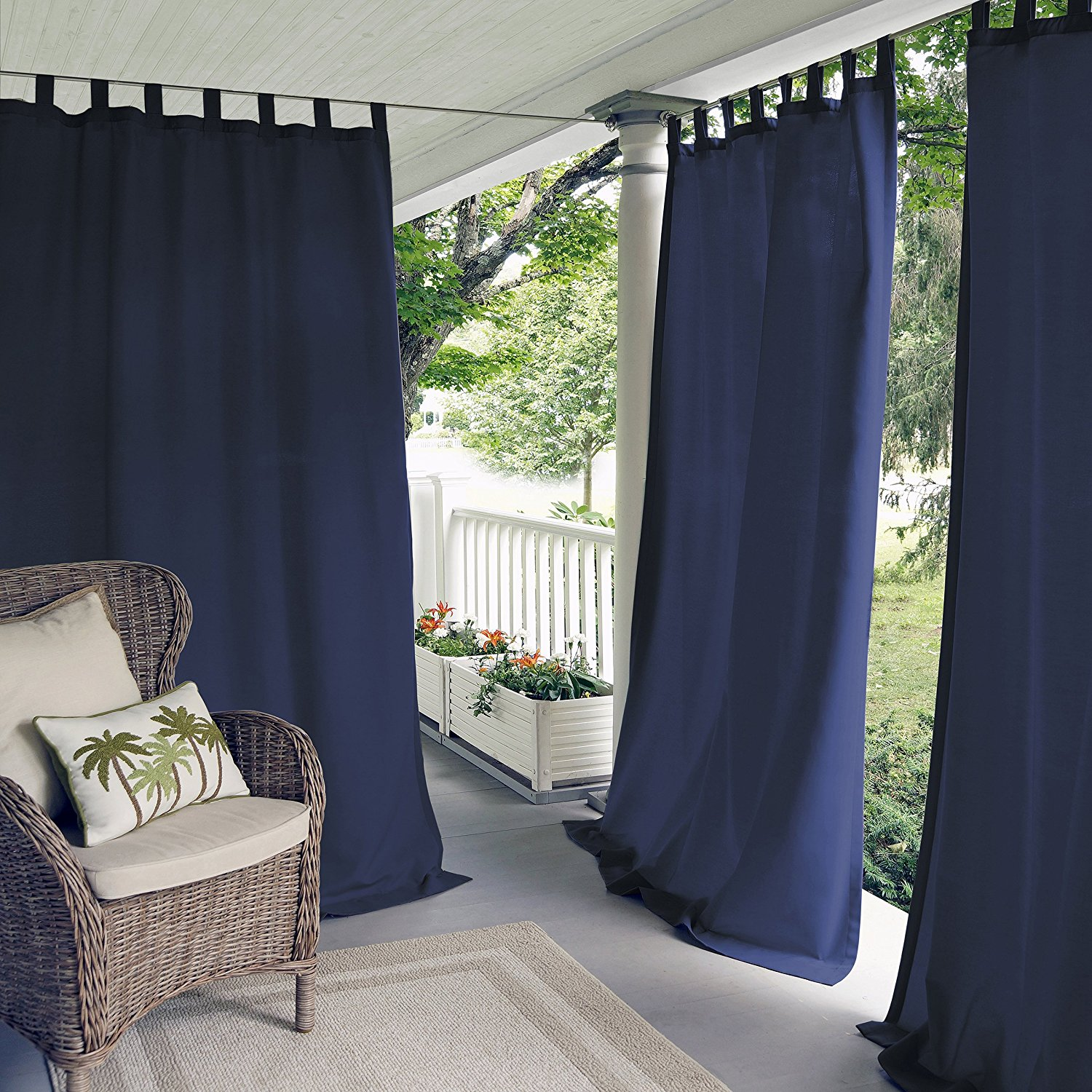 Top 10 Best Outdoor Curtains In 2020