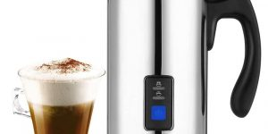 Magicook, Automatic Electric Milk Frother & Heater