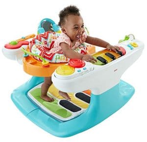 7. Fisher-Price, 4-in-1 Step 'n Play Piano