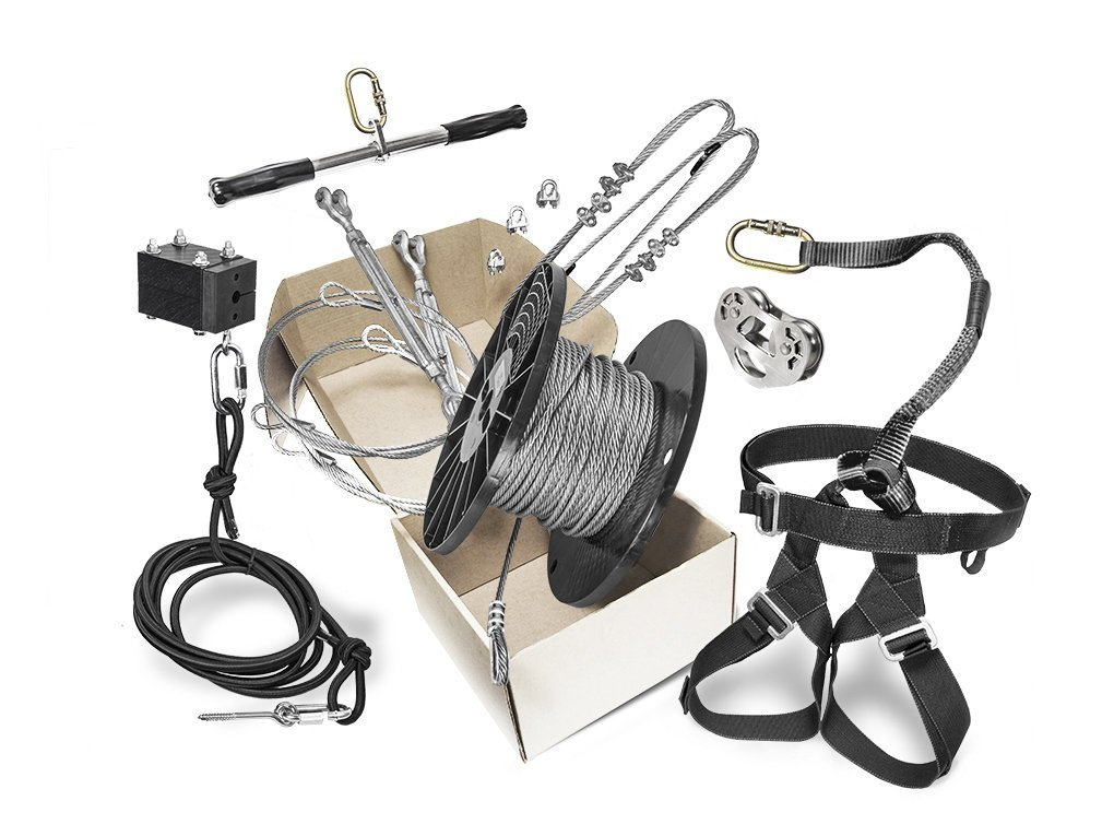 Top 10 Best Zip Line Kits in 2020 - TopReviewProducts
