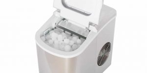SMETA, Portable Compact Ice Maker
