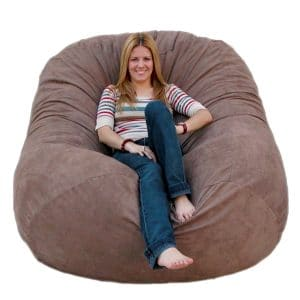Fabulous Top 10 Best Bean Bag Chairs In 2019 Topreviewproducts Pabps2019 Chair Design Images Pabps2019Com