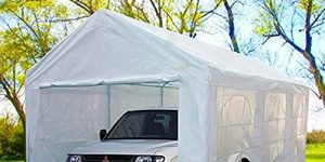 Peaktop, Heavy Duty Portable Carport
