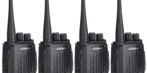 Olywiz, HTD825 Long Range Walkie Talkie