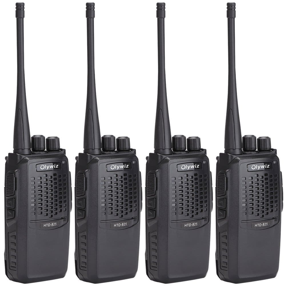 Top 10 Best Long Range Walkie Talkies in 2019