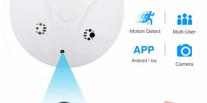Top 10 Best Smoke Detector Hidden Cameras in 2019