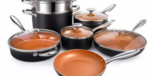 Top 10 Best Nonstick Copper Pans in 2020